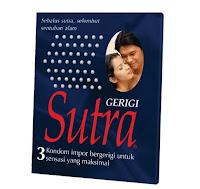 Sutra Kondom Gerigi - 3 Pcs