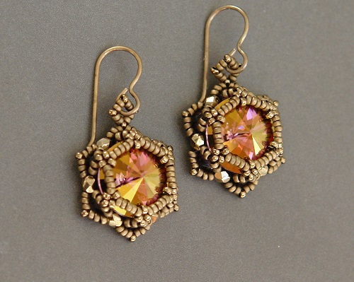 earring earrings you interweave beads try free com using have seed to beading bead patterns