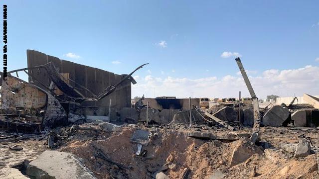 رغم نفي البنتاغون.. التحالف الدولي: عديد من الجنود الأمريكيين أصيبوا في هجوم إيران الصاروخي