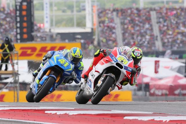 Iannone : Saya Berharap Suzuki Bisa Saingi Ducati Musim Depan