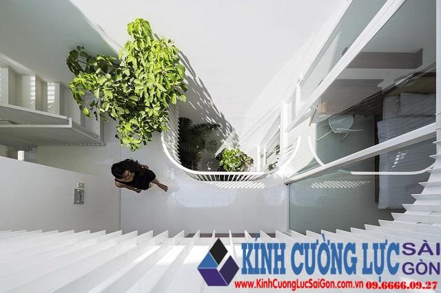 Thiết kế giếng trời đúng cách giúp căn nhà thông thoáng đón tài lộc cho gia chủ