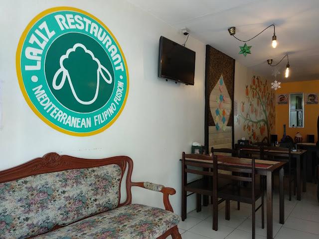Laziz Restaurant Antipolo