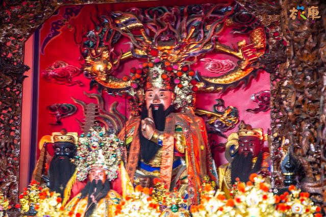 順澤宮祭拜主神為玄天上帝(俗稱上帝公、帝爺公),生日農曆三月三日