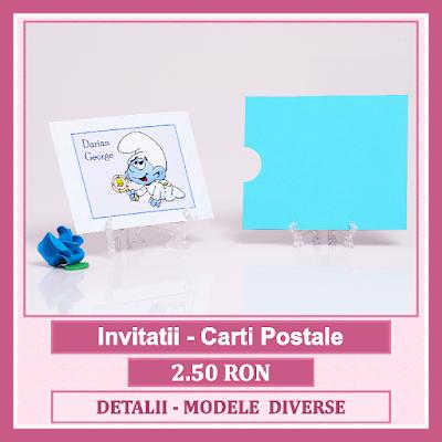 http://www.bebestudio11.com/2016/12/invitatii-botez-simple-carte-postala.html