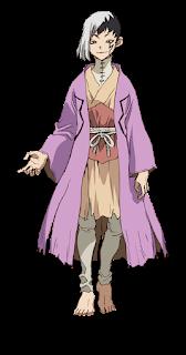อาซากิริ เก็น (Asagiri Gen: あさぎり ゲン) @ ด็อกเตอร์สโตน (Dr.STONE: ドクターストーン)