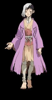 อาซากิริ เก็น (Asagiri Gen: あさぎり ゲン) @ Dr.STONE ด็อกเตอร์สโตน เจ้าแห่งวิทยาศาสตร์กู้คืนอารยธรรมโลก (ดร.สโตน: ドクターストーン)