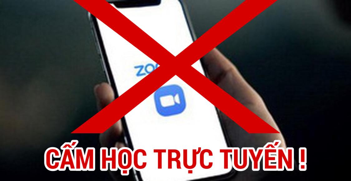 Dính lỗ hổng bảo mật nghiêm trọng, phần mềm Zoom bị cấm sử dụng trong học trực tuyến