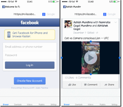 How do u download videos from facebook free template how do u download videos from facebook ccuart Image collections