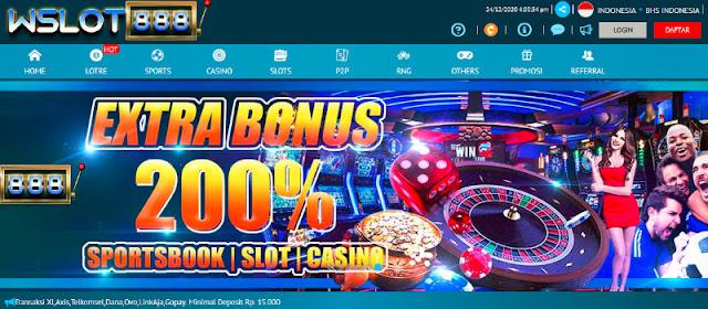 WSLOT888 Judi Pragmatic Slot Deposit Via Pulsa Tanpa Potongan