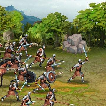 Battle Seven Kingdoms: Kingdom Wars2 (MOD, Unlimited Money) APK Download