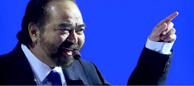 Jika Keluarkan Perppu KPK, Surya Paloh: Jokowi Bisa di-Impeach