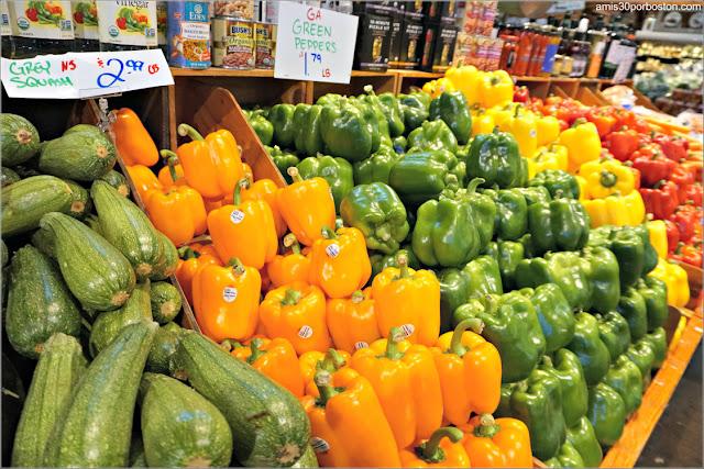 Vegetales de Wilson Farm, Lexington