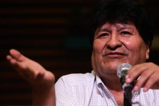 Bolivia: Sin efecto imputación y orden de aprehensión contra expresidente Evo Morales