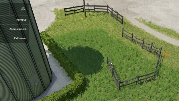 Fences and gates and solar panels arrive in Farming Simulator 22