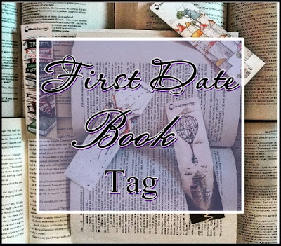 First Date Book Tag
