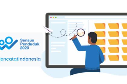 Cara daftar sensus penduduk 2020 online terbaru
