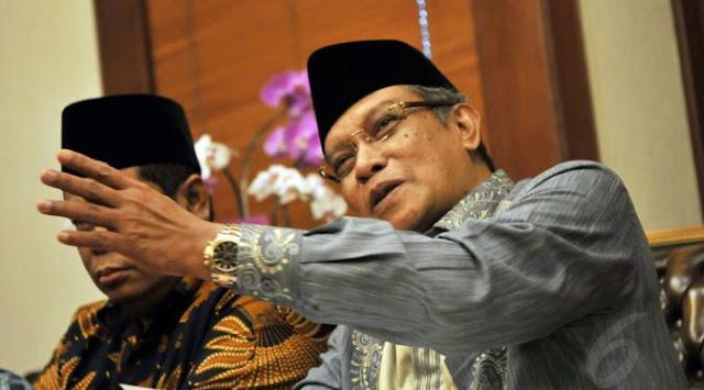 KH Said Aqil Siradj Tuding Demo Anti Ahok Ditunggangi Kelompok Islam Radikal Untuk Hancurkan Indonesia, Menurut Anda?