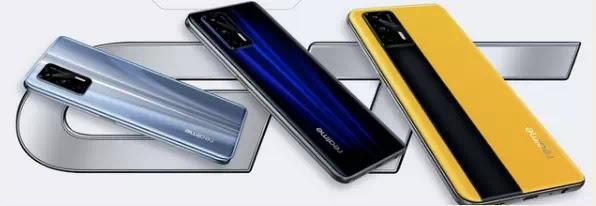 Realme GT 5G- Spesifikasi dan Harga-2