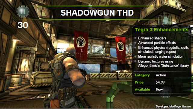 SHADOWGUN THD v1.3.5 Apk + Datos SD [Todos los Dispositivos]