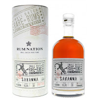 Rum Nation - Small Batch Savanna 15 ans