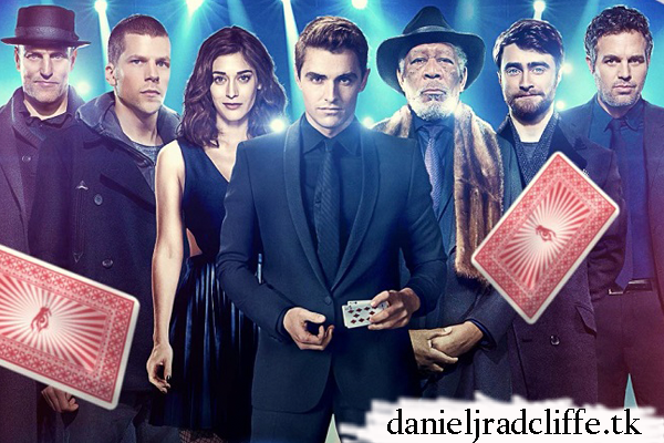 Now you see me 2 release date in Sydney