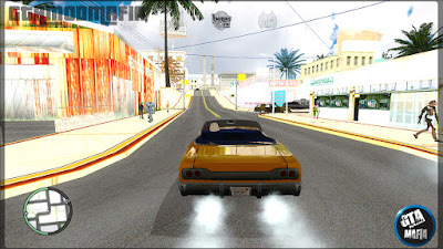 Grand Theft Auto (GTA): San Andreas Modern World Mod Pack Free Download