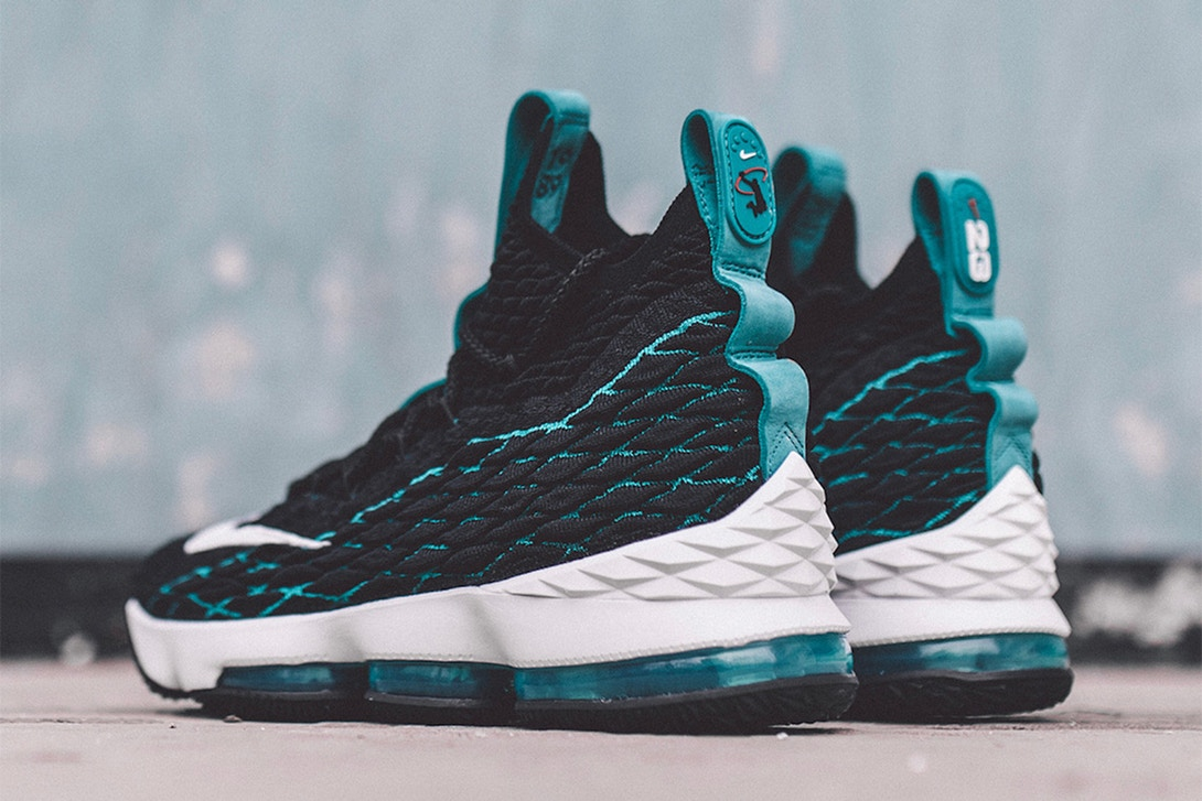 c324d4850d8 Nike s LeBron 15 Goes Yard With New Ken Griffey Jr. PE  LeBronWatch ...