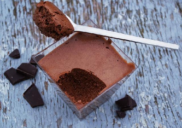 Como Preparar Una Mousse Casera De Chocolate