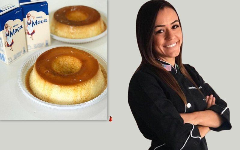 """""""Diferente do que muitos pensam, o pudim de leite é um clássico da culinária brasileira"""", afirma a confeiteira Janaina Pontes. Para saber como preparar essa maravilhosa sobremesa que pode ser servida em um domingo com a família..."""
