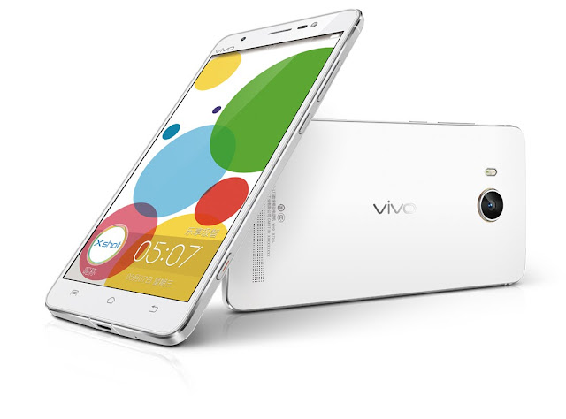 Vivo X6Plus Specifications - LAUNCH Announced 2015, November DISPLAY Type Super AMOLED capacitive touchscreen, 16M colors Size 5.7 inches (~70.7% screen-to-body ratio) Resolution 1080 x 1920 pixels (~386 ppi pixel density) Multitouch Yes BODY Dimensions 158.4 x 80 x 6.9 mm (6.24 x 3.15 x 0.27 in) Weight 171 g (6.03 oz) SIM Dual SIM PLATFORM OS OS Android OS, v5.1 (Lollipop) CPU Octa-core 1.7 GHz Cortex-A53 MEMORY Card slot microSD, up to 128 GB (uses SIM 2 slot) Internal 64 GB, 4 GB RAM CAMERA Primary 13 MP, phase detection autofocus, LED flash Secondary 8 MP Features Geo-tagging, touch focus, face detection, panorama, HDR Video 1080p@30fps NETWORK Technology GSM / HSPA / LTE 2G bands GSM 900 / 1800 - SIM 1 & SIM 2 3G bands HSDPA 850 / 900 / 1900 / 2100  TD-SCDMA 1880 / 2010 4G bands LTE band 1(2100), 3(1800), 38(2600), 39(1900), 40(2300), 41(2500) Speed HSPA, LTE GPRS Yes EDGE Yes COMMS WLAN WLAN Yes GPS Yes, with A-GPS USB microUSB v2.0, USB Host Radio FM radio Bluetooth v4.0 FEATURES Sensors Sensors Fingerprint, accelerometer, gyro, proximity, compass Messaging SMS (threaded view), MMS, Email, Push Email Browser HTML5 Java No SOUND Alert types Vibration; MP3, WAV ringtones Loudspeaker Yes 3.5mm jack Yes Features - Hi-Fi BATTERY  Non-removable Li-Ion 3000 mAh battery Stand-by  Talk time  Music play  MISC Colors Silver, Gold, Rose Gold   SAR US - Funtouch OS - Fast battery charging - Active noise cancellation with dedicated mic - MP4/H.264 player - MP3/WAV/eAAC+/FLAC player - Document viewer - Photo/video editor