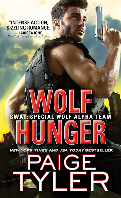 Bea's Book Nook, Review, Excerpt, Giveaway, Wolf Hunger, Paige Tyler