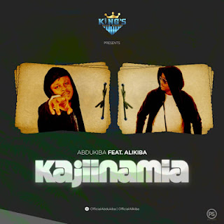 AUDIO | Abdukiba Ft. Alikiba - Kajiinamia| [official mp3 audio]