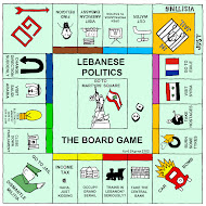 Lebanese Politics: The Board Game