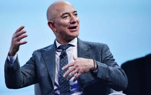 Jeff Bezos enters the nuclear fusion zone