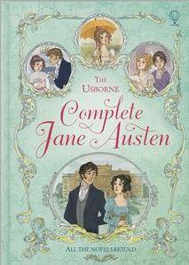Complete Jane Austen - All the Novels Retold