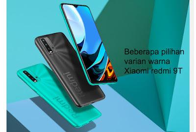 Review Hp Terbaru Xiaomi Redmi 9T Jawaranya Batre Gede