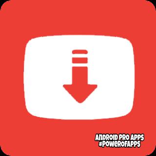 تحميل تطبيق تحميل الڤيديوهات والموسيقى من اليوتيوب والفيس بوك