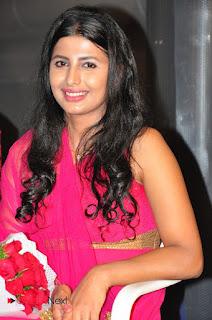 Actress Raj Shri Poonnappa Stills in Pink Dress at Mental Police Trailer Launch BollywoodGossip 0007.JPG