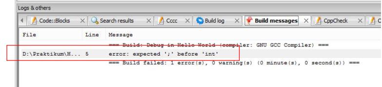 Apa itu Code Block
