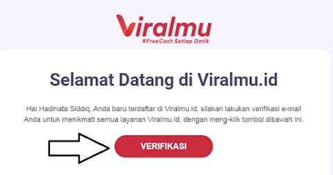 verifikasi email viralmu