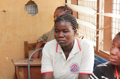 'Vodafone Foundation Came Through For Me' – A UEW Student's Testimony