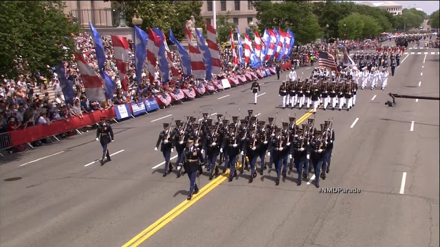 Happy Memorial Day 2017 in Washington, DC