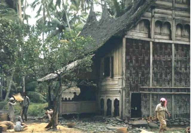 Penghulu di Minangkabau