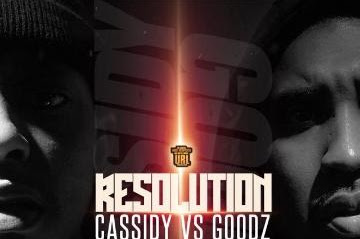 Part 2 Of Cassidy vs Goodz Face-Off