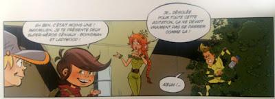 """Justices - Camille et les """"super-héros de la ligue """"Justice pour tous"""""""