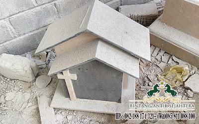 Batu Nisan Model Modern, Jual Batu Nisan Kristen