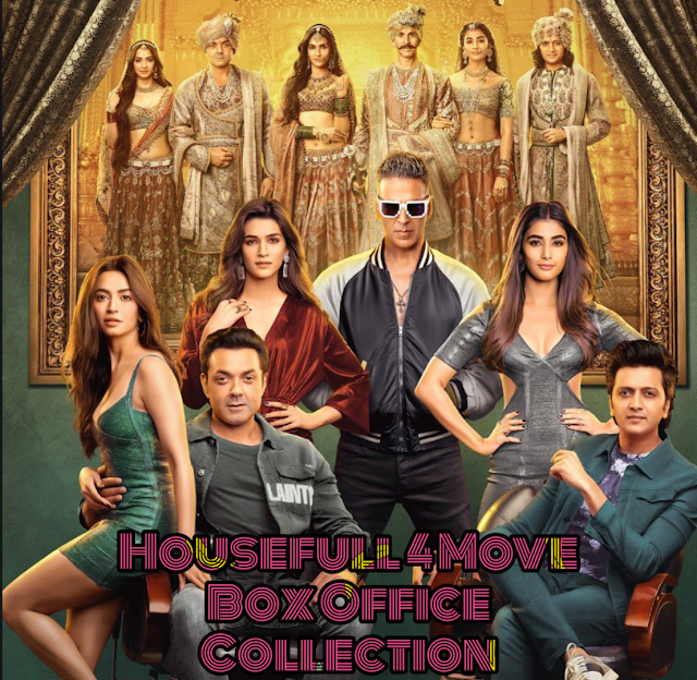 Housefull 4 Move Box Office Collection