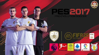 PES 17 PC Professional Patch Mod FIFA 2020 v.6.1 UPDATE The Big Patch
