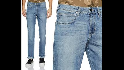 WRANGLER AUTHENTICS 5-POCKET JEANS, Best Jeans For Men