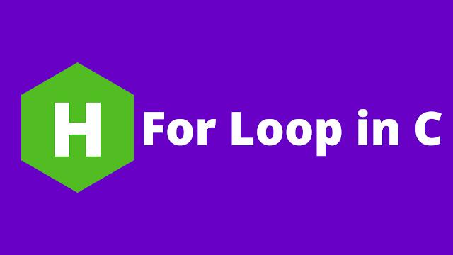 HackerRank For Loop in C Problem solution